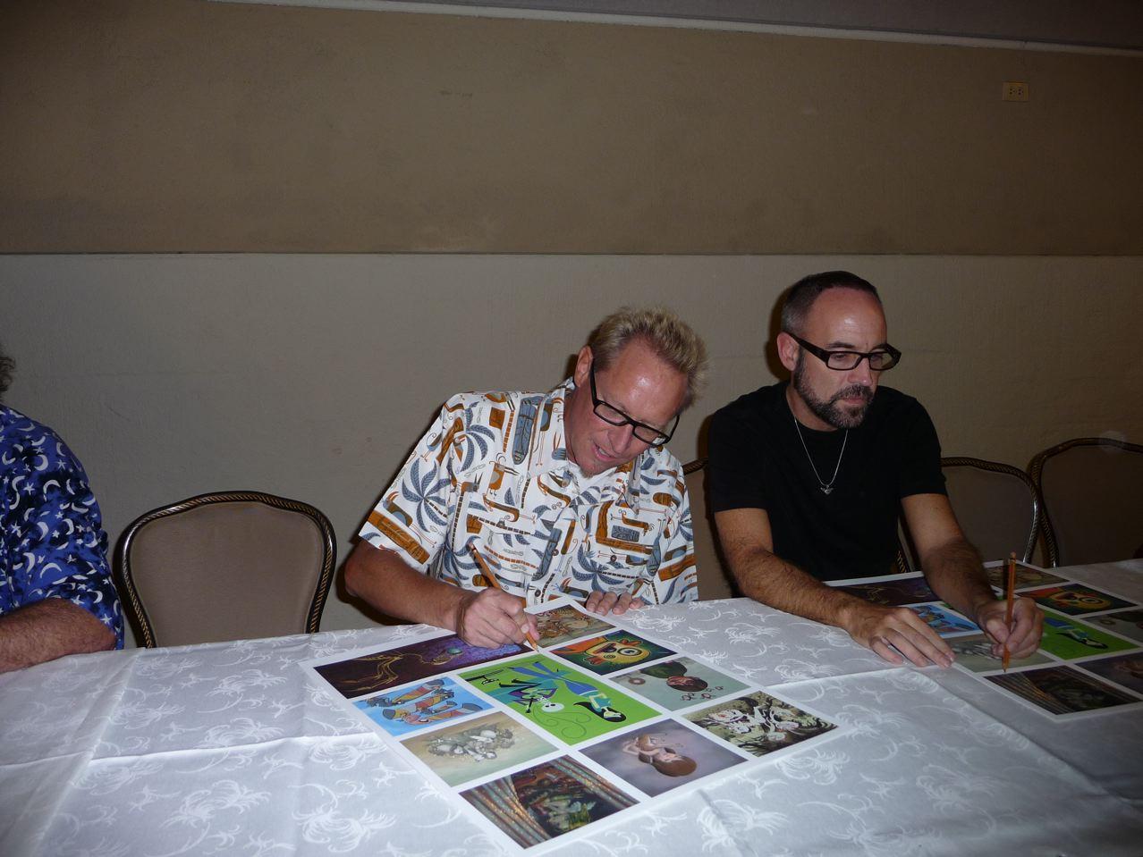 Shag & Glenn Barr