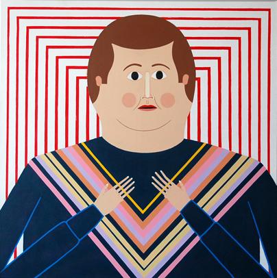 matthew-feyld-untitled-v-stripes-30x30-2