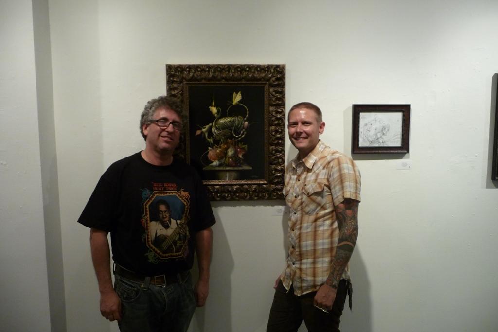Gary Pressman and Craola