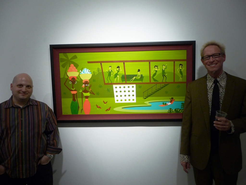 Jonathan Levine and Shag