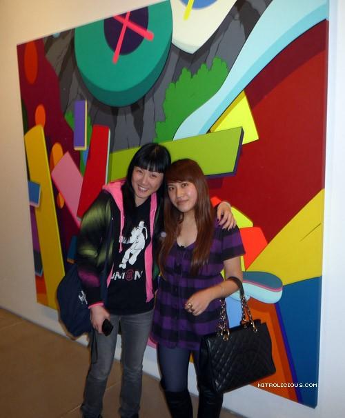 Hoi Lum (CMD) and Wendy!