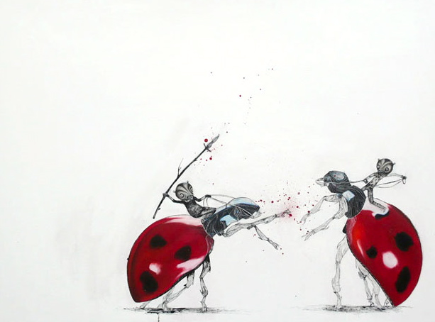 unlicensed_ladybird_fighting