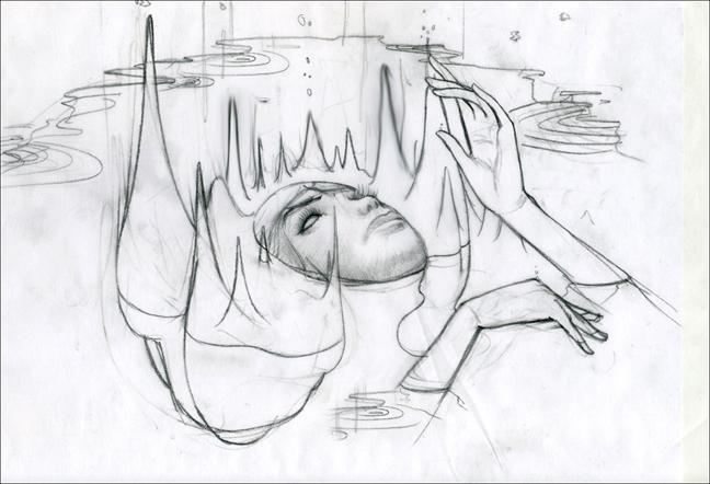 beginning sketch