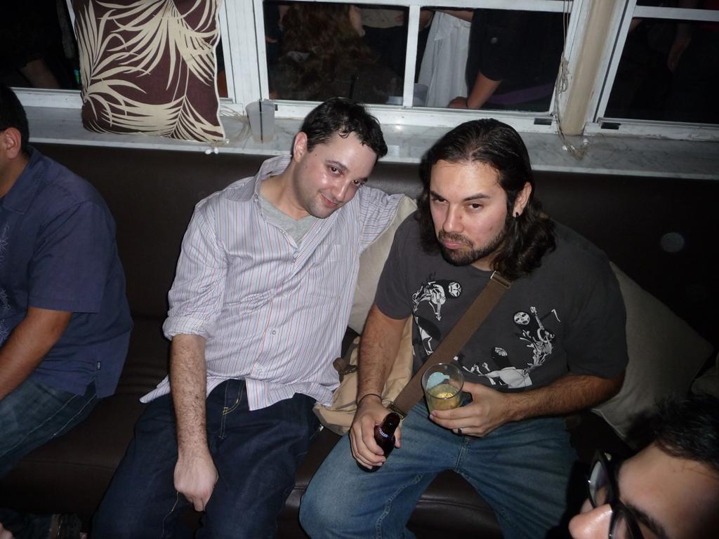Josh Liner & Mars-1