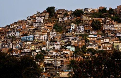 JR in Rio