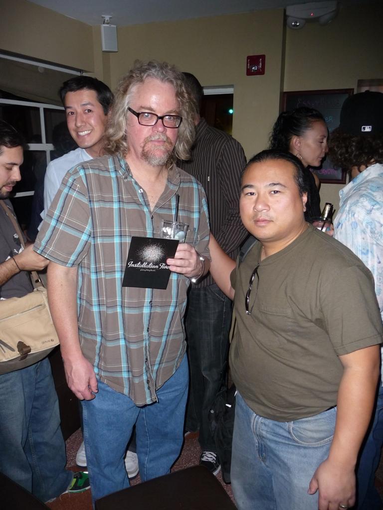 Ron English & Travis Louie