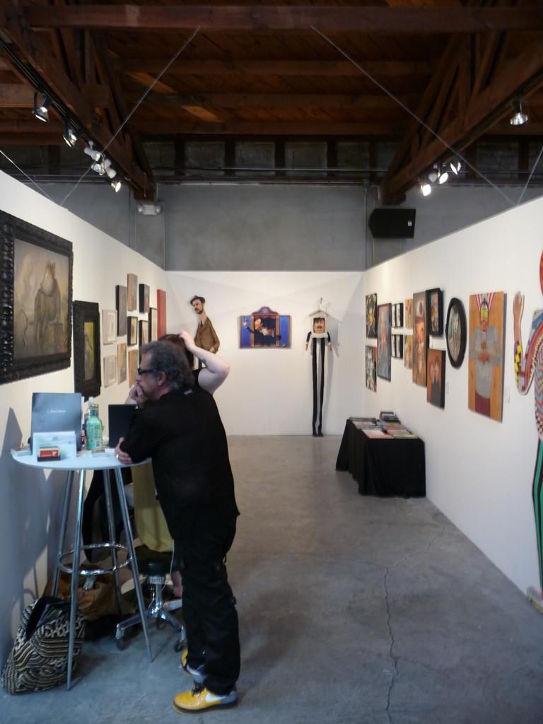Galerie d'art Yves Laroche