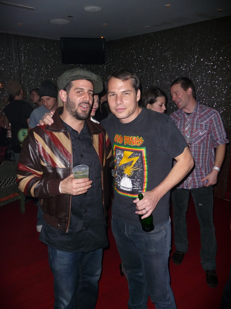 Jose Parla and Shepard Fairey