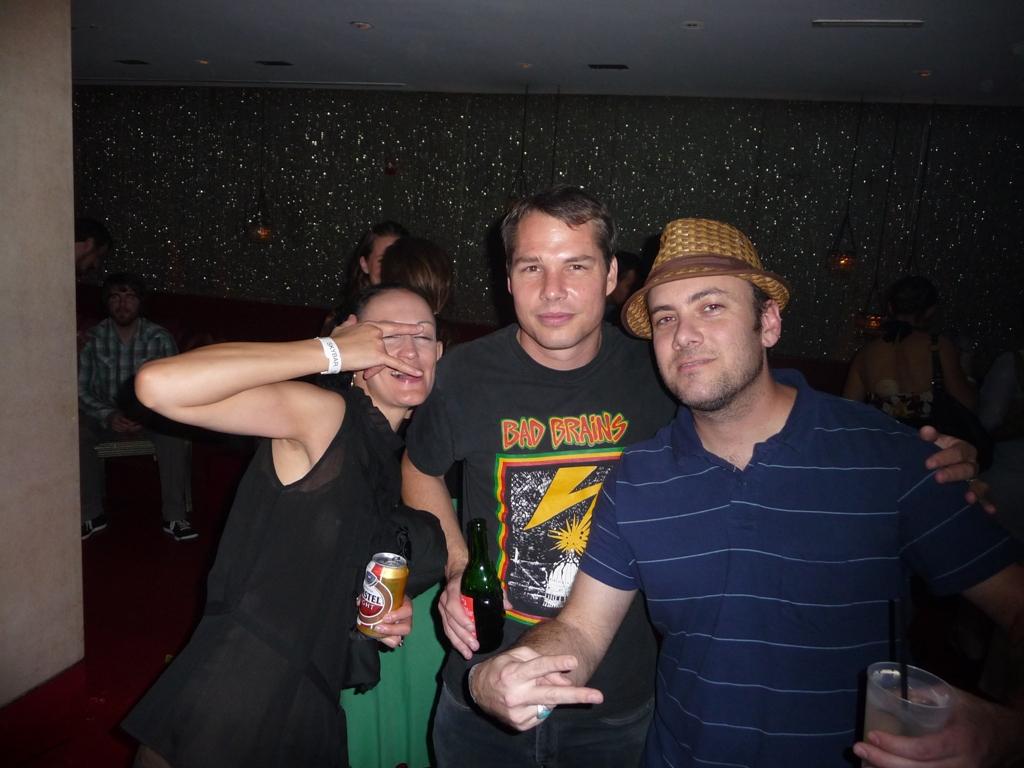 Freddi Cerasoli, Shepard, Jeff Soto