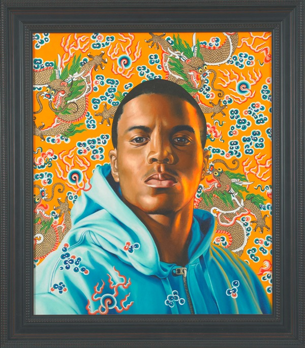 Kehinde Wiley - Phillip II