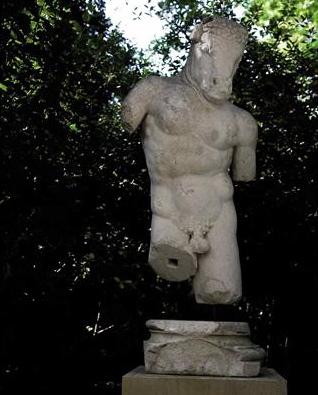 Roman Minotaur
