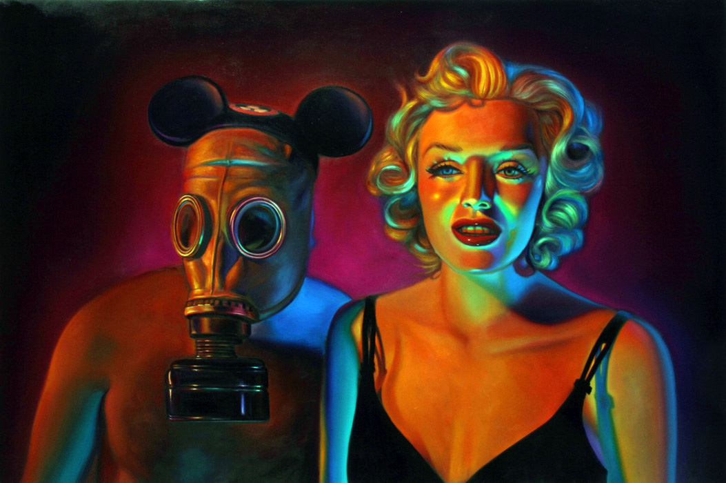 2008painting_marilynmousemaskcrop1