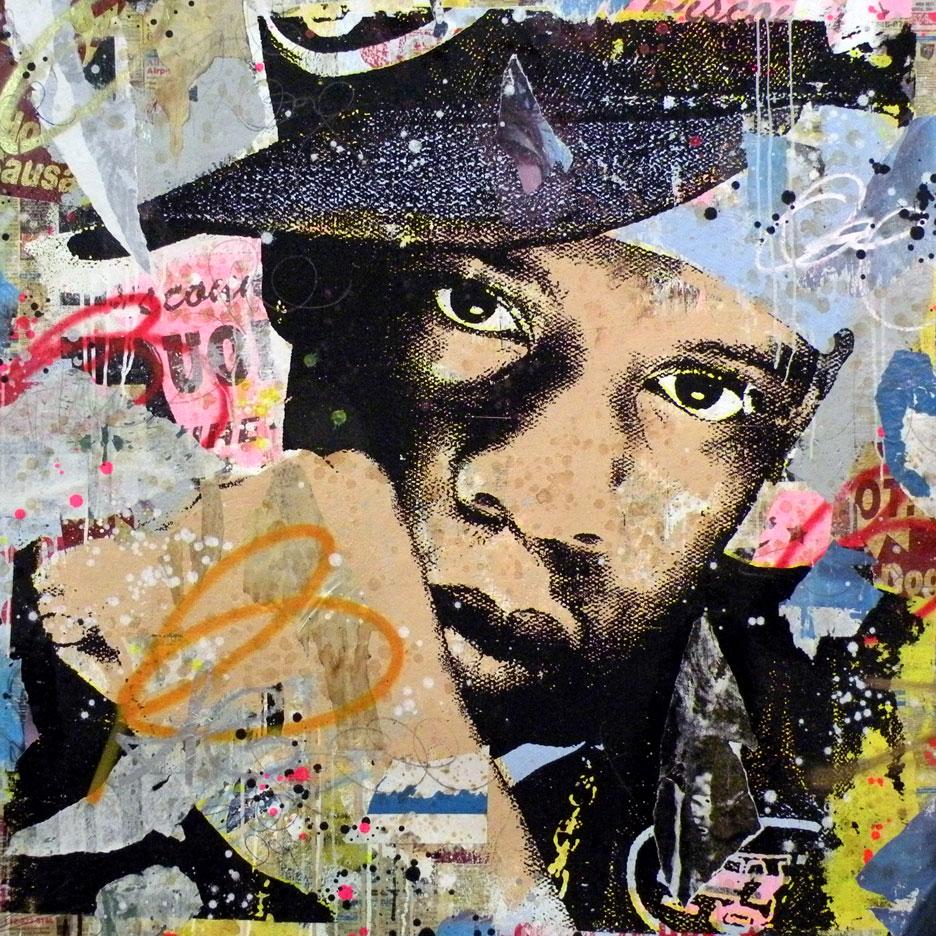 Jay-Z by Greg Gossel