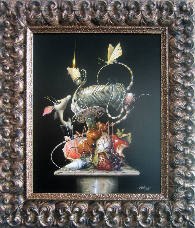 Example of still life from previous show.