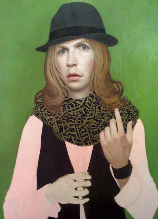 Beck by Kris Lewis (in progress)