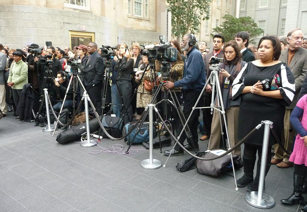 The Media...