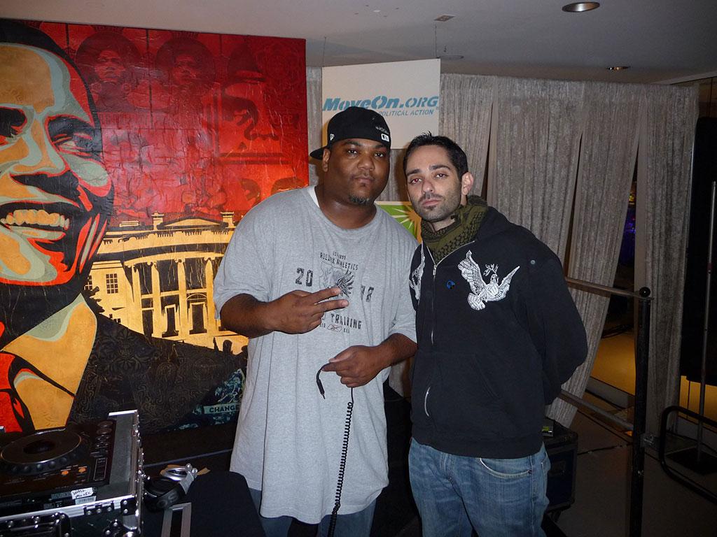Maseo (De La Soul) & DJ Troublemaker