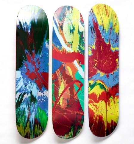Como pintar tu skate