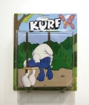 Kurf Product Painting from his Honor Fraser Show