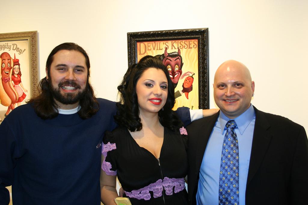 Mars-1, Nouar, and Jonathan Levine