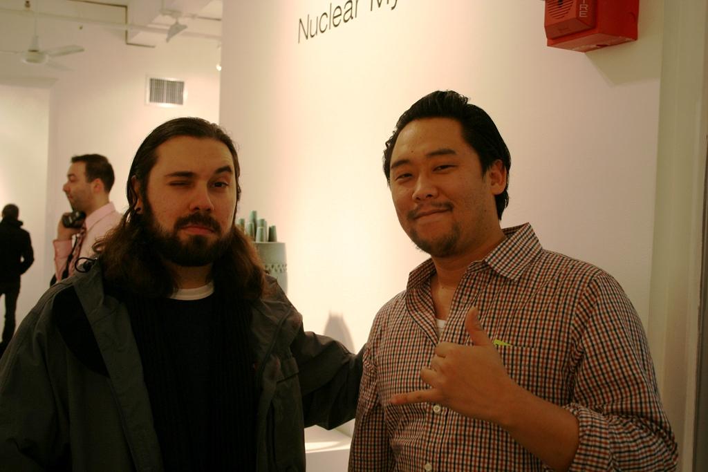 Mars-1 + David Choe