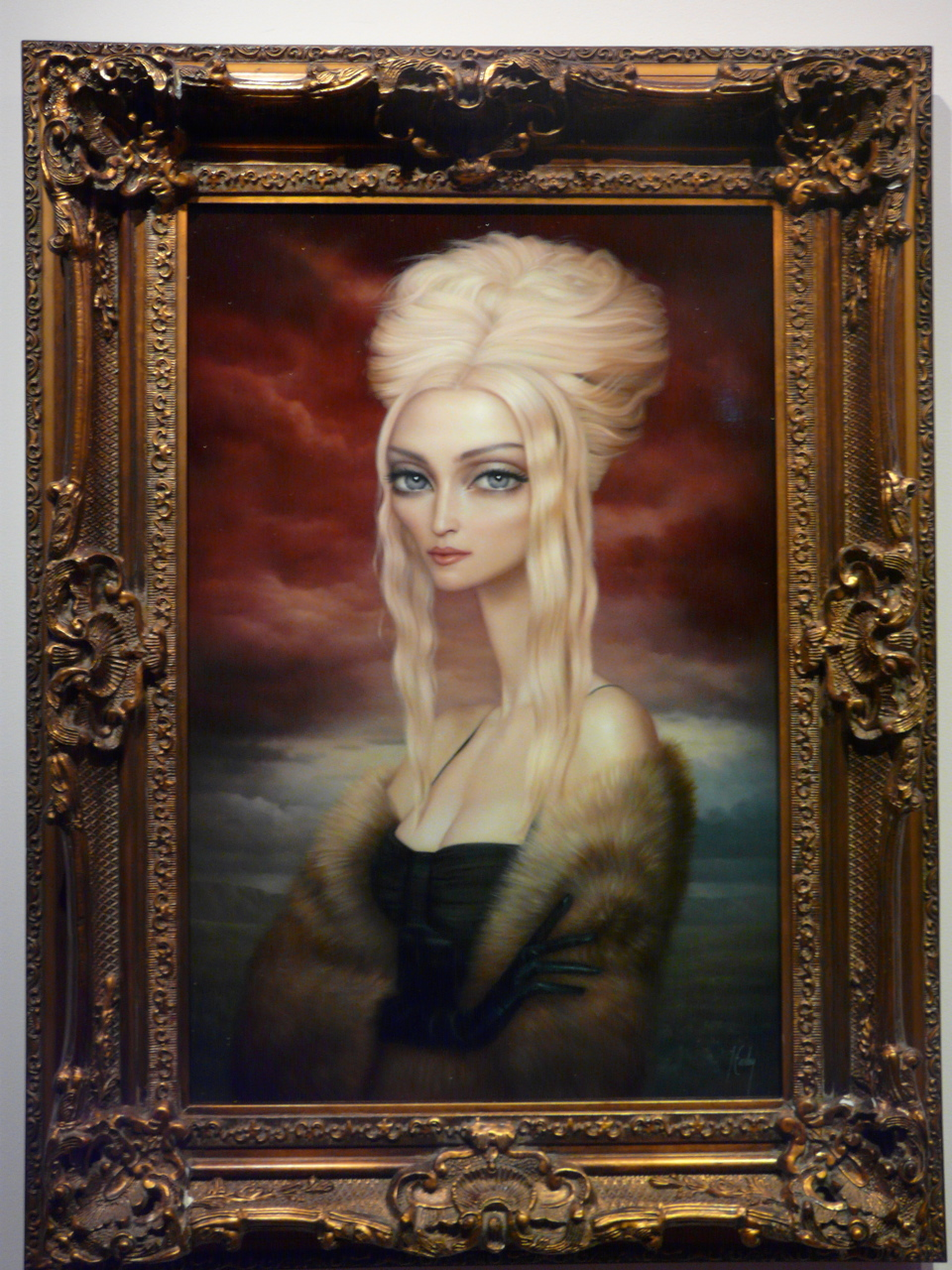 One of the show stoppers - Lori Earley x Madonna