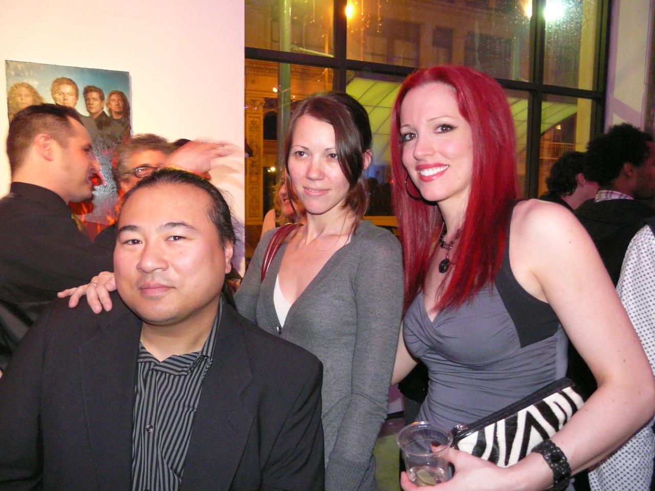 Travis Louie, Lola, Lori Earley
