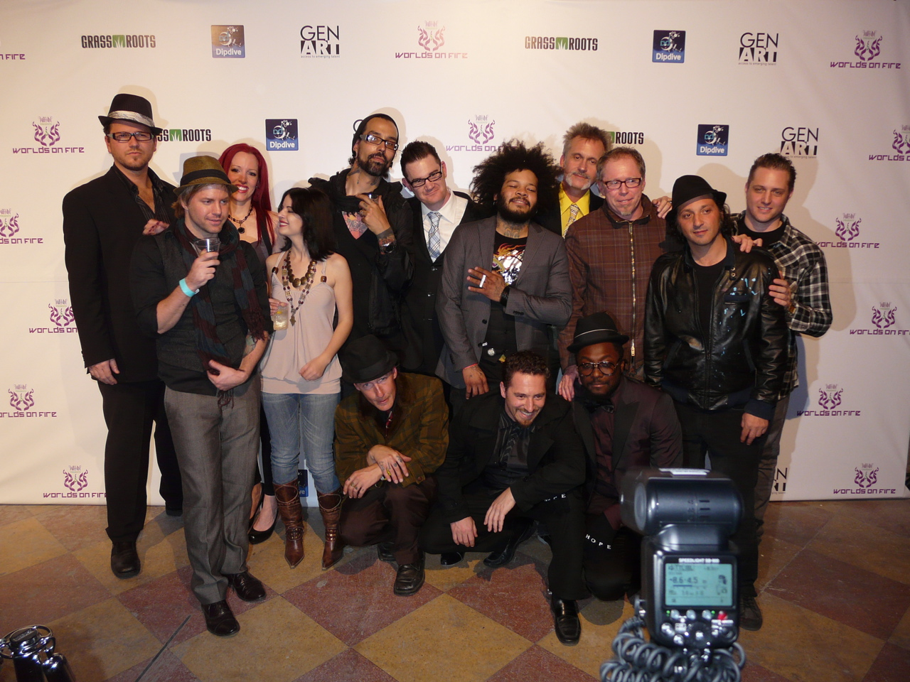 Some Artists and Curators