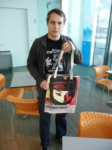 Shepard with the Levis denim Mujer Bag