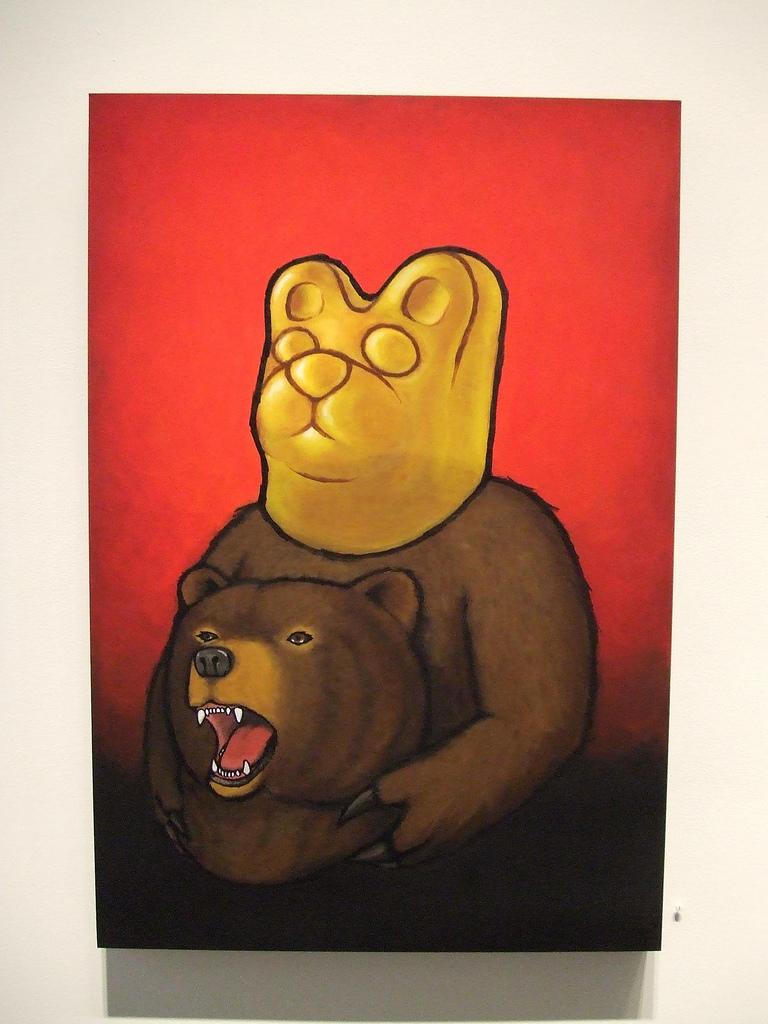 Gummi Bear in Mind