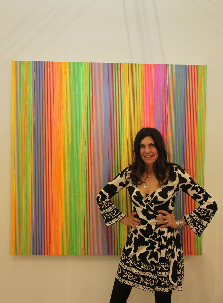 Marsea Goldberg of New Image Art
