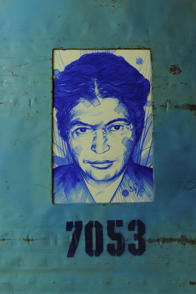 Dan23 - '7053 Rosa Parks'