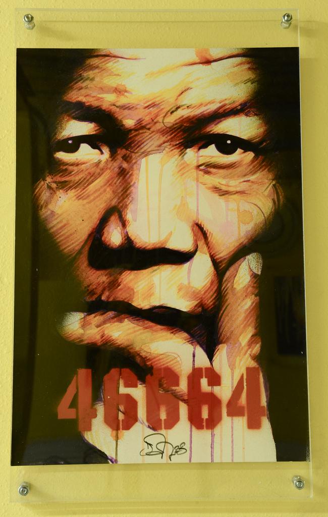 Dan23 '46664 - Nelson Mandela'