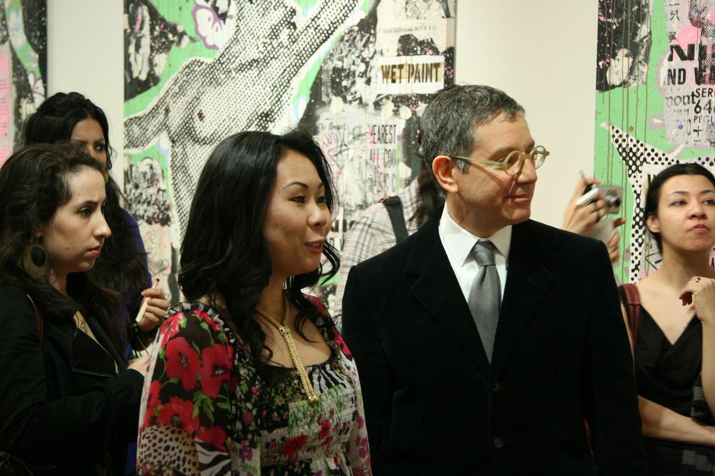 Aiko & Jeffrey Dietch