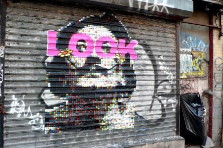 Joe Black on the streets of Brooklyn