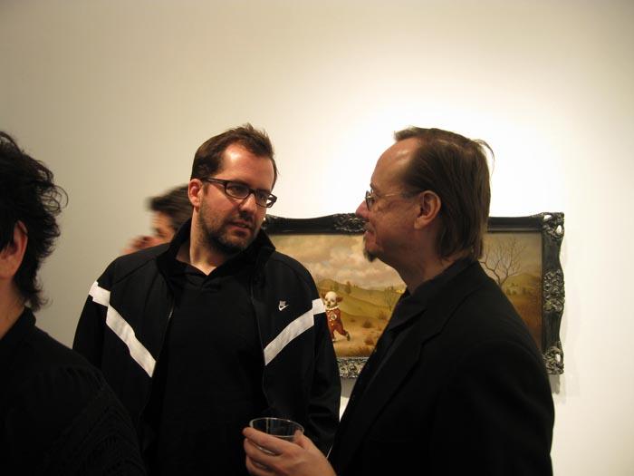 Eric White & Mark Ryden