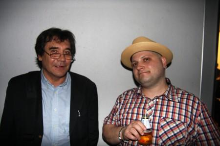 Blek Le Rat and Jonathan LeVine