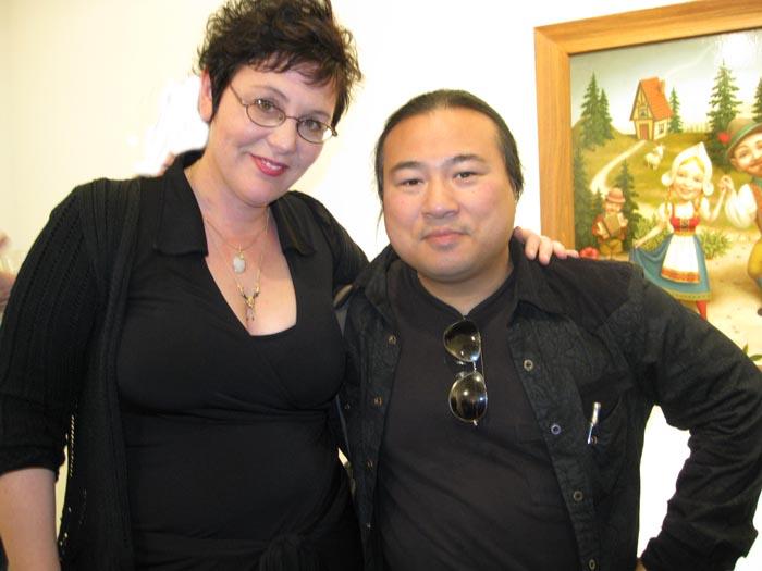 Marion Peck & Travis Louie