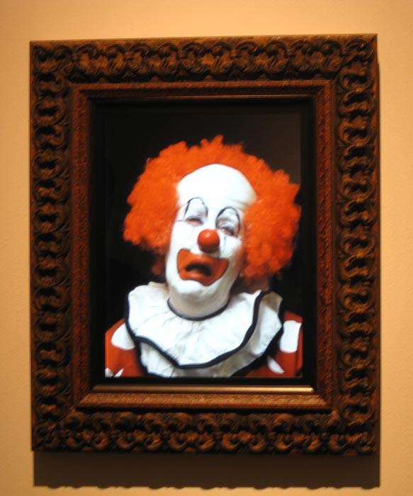marion-peck-in-clown-makeup