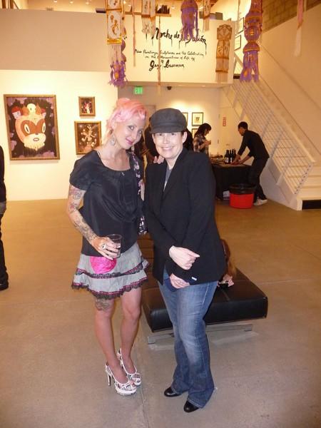 Natalia Fabia + Jan Corey