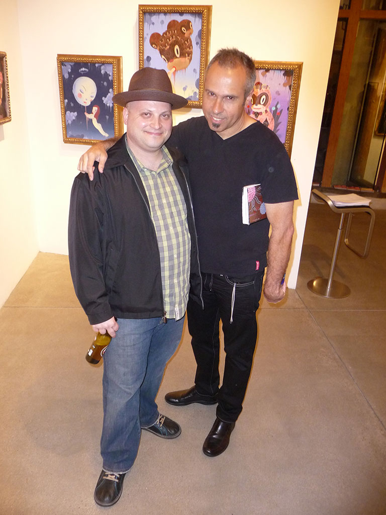 Jonathan Levine + Gary
