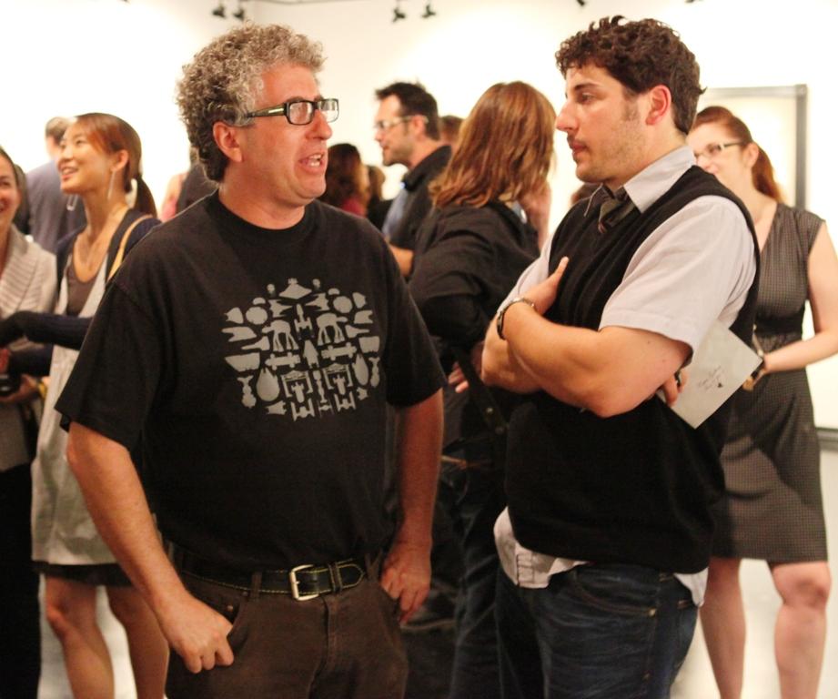 Gary Pressman & Jason Biggs