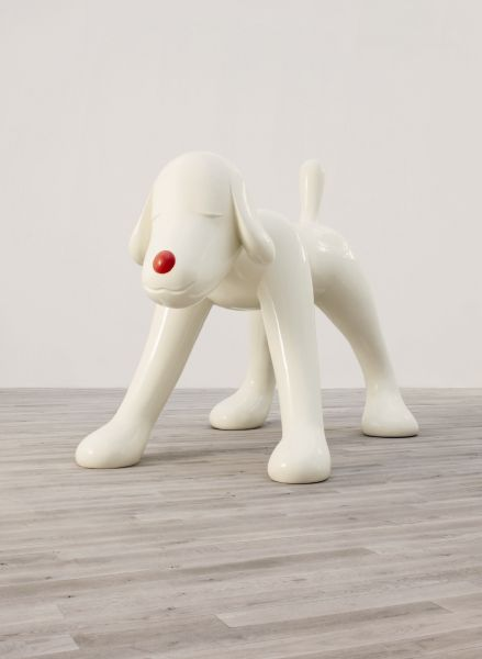 Yoshitomo Nara, Your Dog, 2002