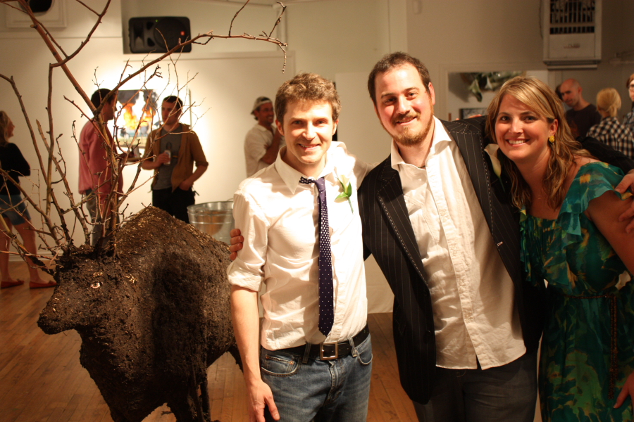 Josh, Dave and Kim