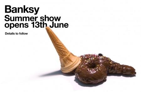 Banksy Summer Show 2009