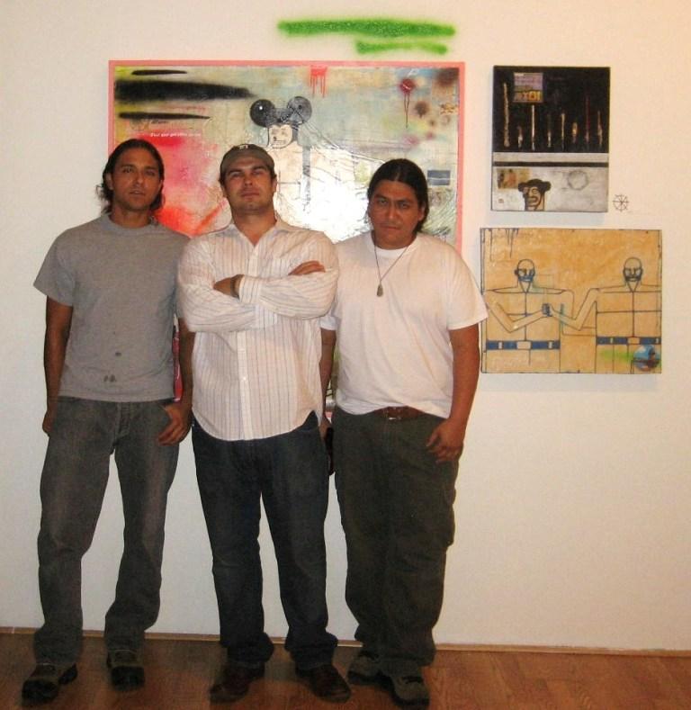 Armando (Date Farmers), Tom (Andenken), Carlos (Date Farmers)