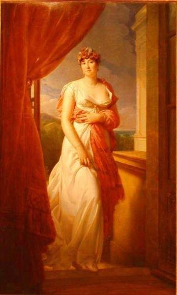 Portrait de Mme Tallien
