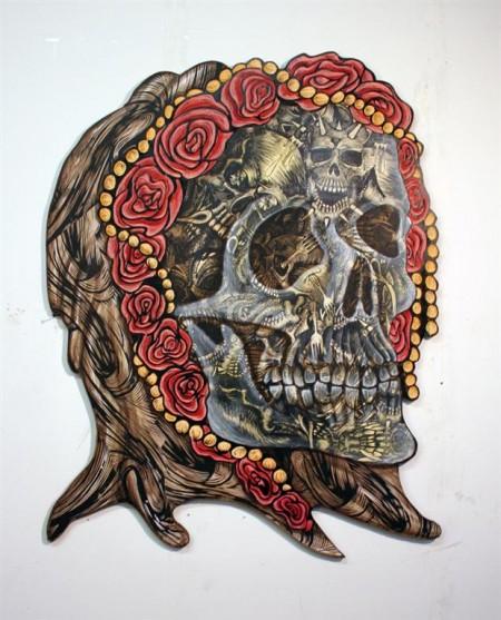 Dennis McNett - Santa Muerte