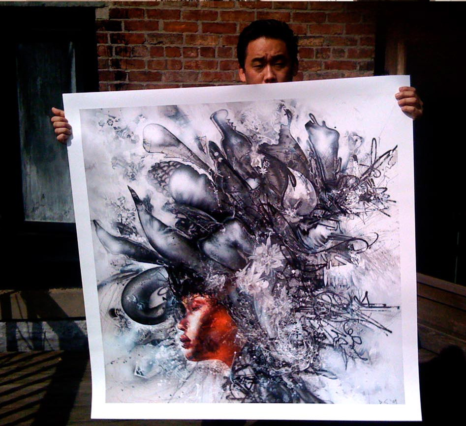 David Choe Art For Sale Lookup Beforebuying