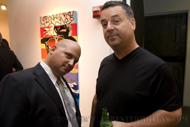 Jonathan Levine & Mark Dean Veca